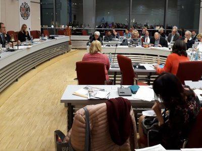 April-Stadtrat: Themen Uniklinik, Kriminalitätsstatistik und Wohnungspolitik