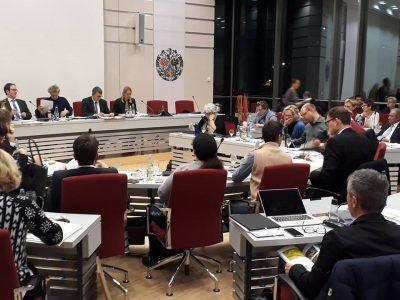Stadtratssitzung im Februar: Bürgerhaus in Büchenbach und Baumfällungen in der Rathenau