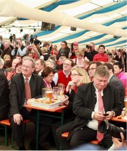 Vilshofen Prominententisch