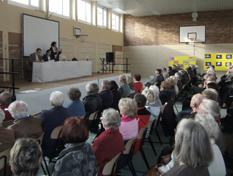 Bild von Teilnehmern der Veranstaltung