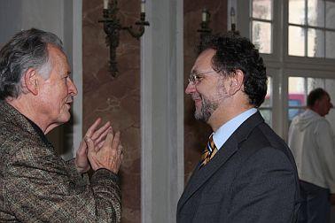 Dietmar Hahlweg und Heribert Prantl