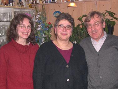 Gruppenbild des neugewählten Vorstands