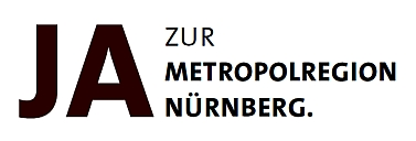 Ja zur Metropolregion Nürnberg