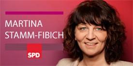 Zur Homepage der Bundestagsabgeordneten Martina Stamm-Fibich (Link öffnet in neuem Fenster)