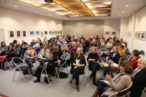 Blick in den Saal beim Frauenempfang 2016