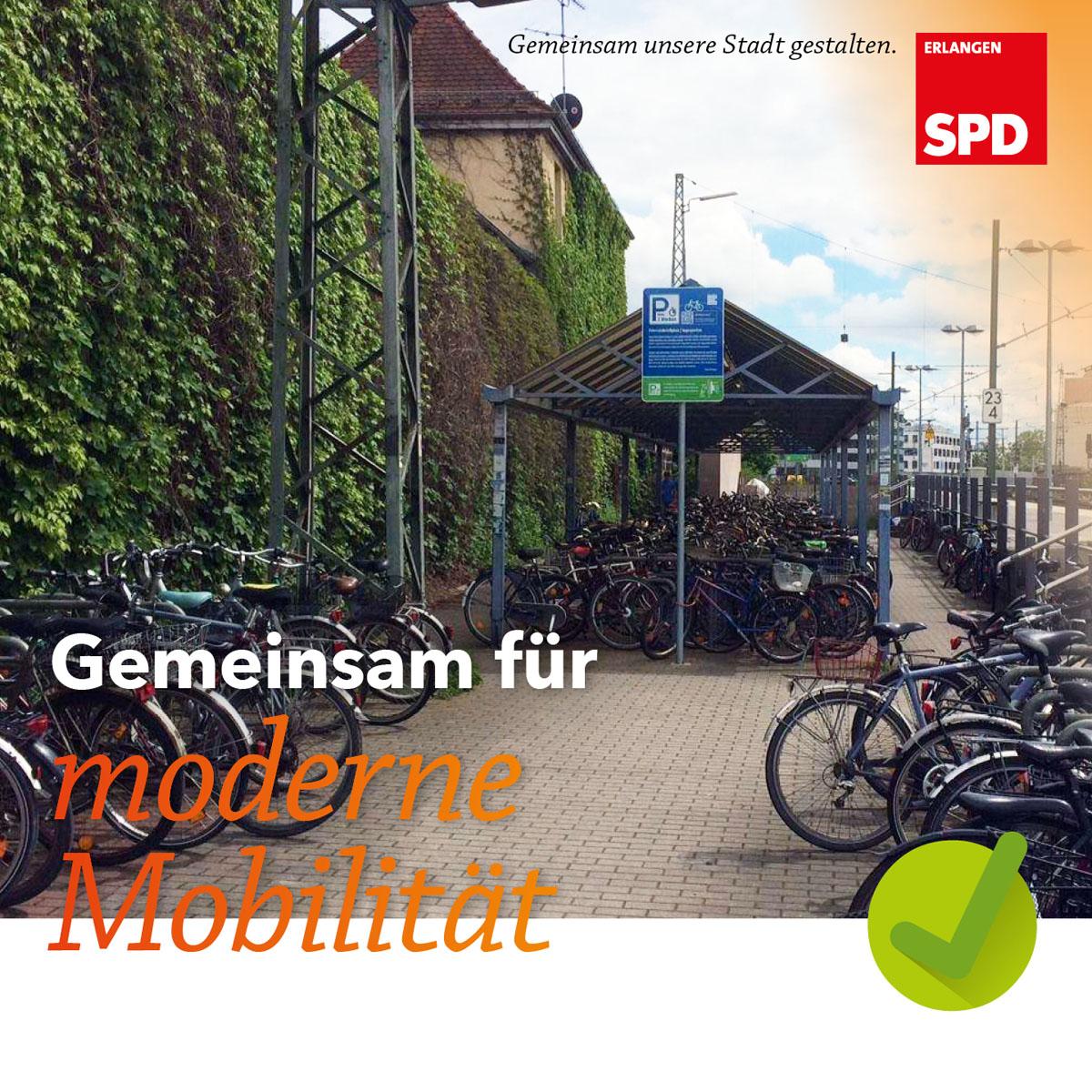 Halbzeitbilanz: Gemeinsam für moderne Mobilität