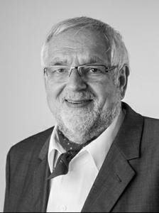 Porträtfoto von Wolfgang Vogel