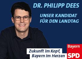 Zur Homepage von Landtagskandidat Dr. Philipp Dees (Link öffnet in neuem Fenster)